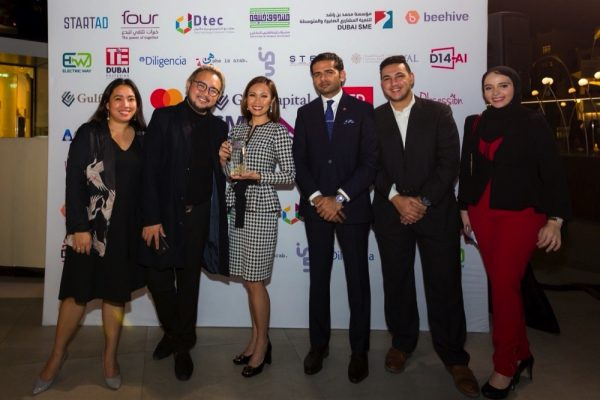 NPM Group CEO Dr. Karen Remo wins 'Entrepreneur of the Year'