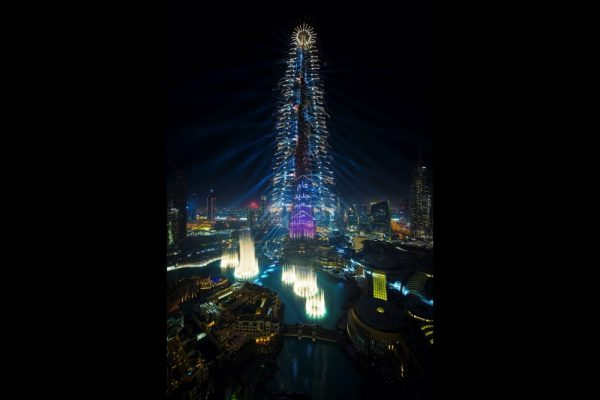 EMAAR COLLABORATES WITH ZOOM TO HOST A NEW YEAR'S EVE CELEBRATION