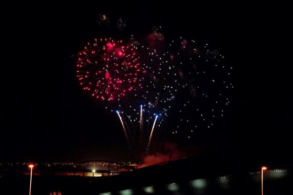 Yas Island celebrates the 49th UAE National Day with fireworks fantasia and more