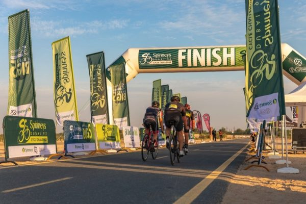 DATES CONFIRMED FOR SPINNEYS DUBAI 92 CYCLE CHALLENGE