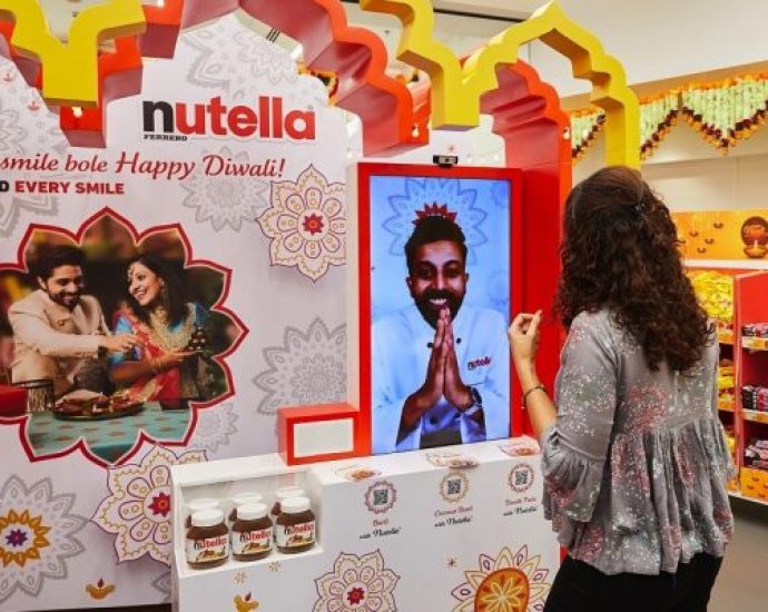 The Sweet Taste of Innovation – Nutella Marks Diwali with a Hybrid,