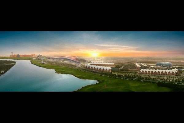 Yas Island Concludes 2020 with 35 industry accolades