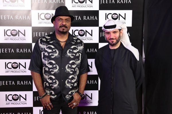 Dubai based Artist, Zak Zorro's single 'Jeeta Raha' crosses 1 million views