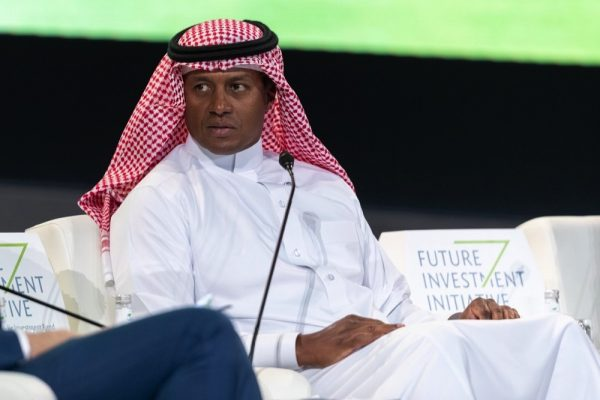 GOLF SAUDI CEO HAILS NEOM & THE LINE AS A FUTURE