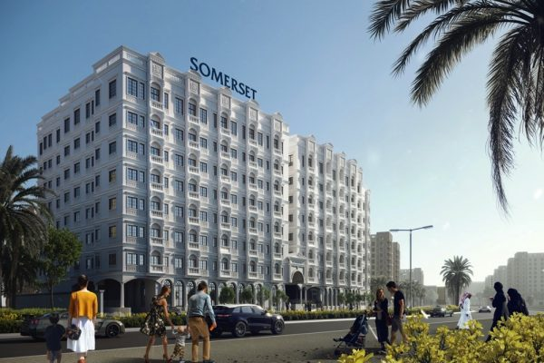ASCOTT announces the signing of 'SOMERSET AL MANSOURA DOHA'