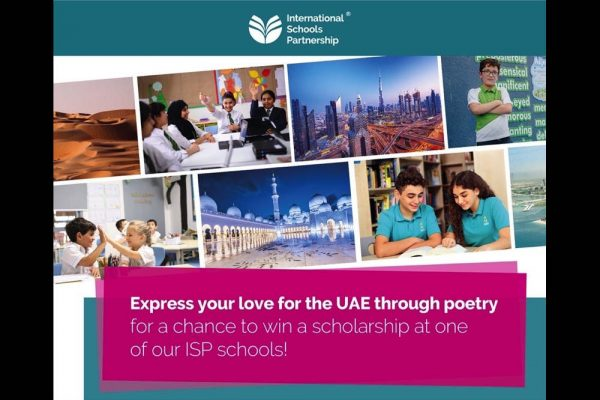 International Schools Partnership invites Students to Share their Love