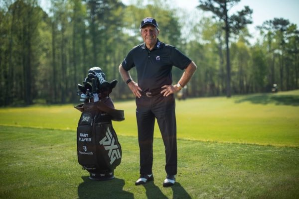 GARY PLAYER UNVEILED AS NEWEST GOLF SAUD