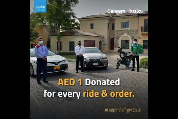 Careem and Hala join forces to donate to COVID relief