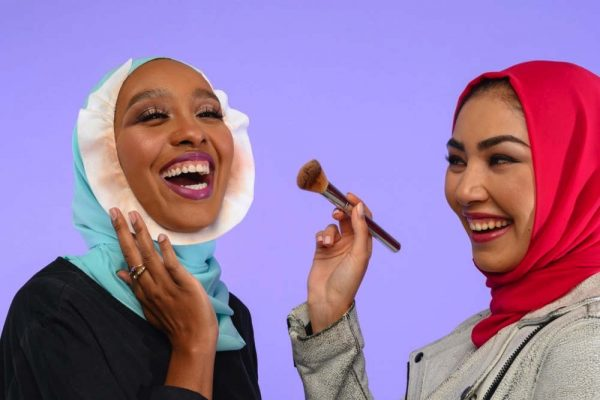 Innovative Hijabi Beauty Tool ModBeautyKeeper