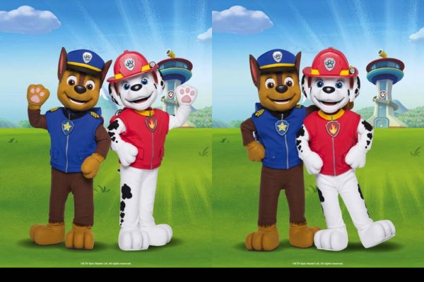 Meet Nickelodeon's PAW Patrol, the Adventure Bay Legends: