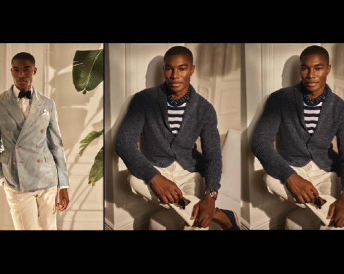 """Ralph Lauren Presents """"All or Nothing at All"""""""