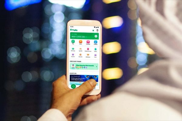 PayBy enables contactless Eidiya, making it a safe