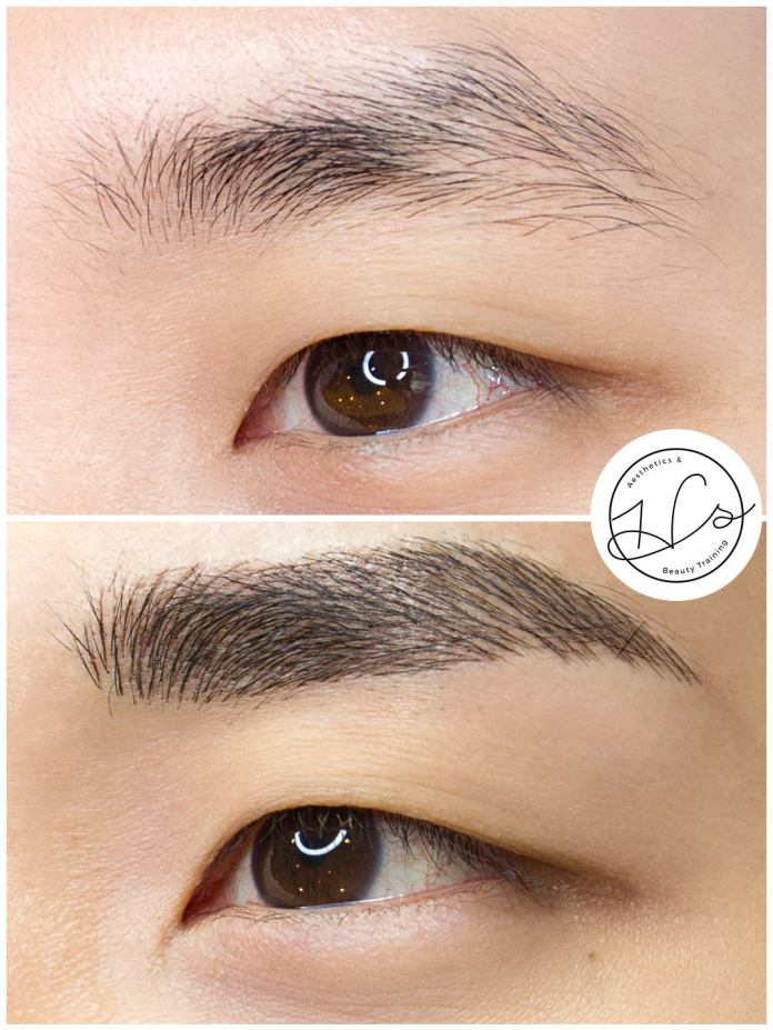 Hallyu Secret Microblading For Men