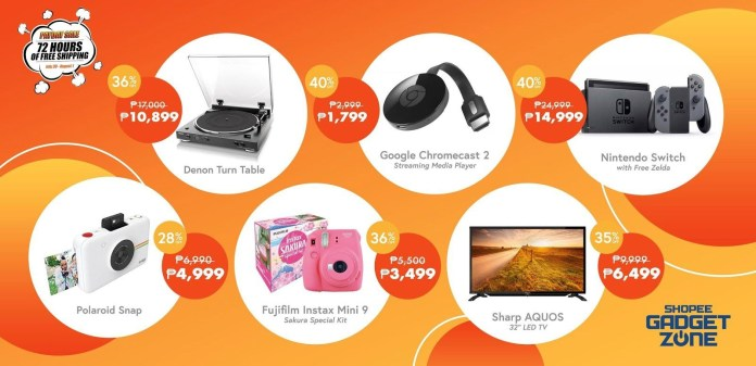 Shopee's Payday Sale