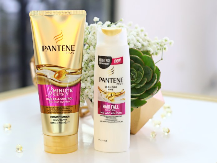 Pantene Stronger Now