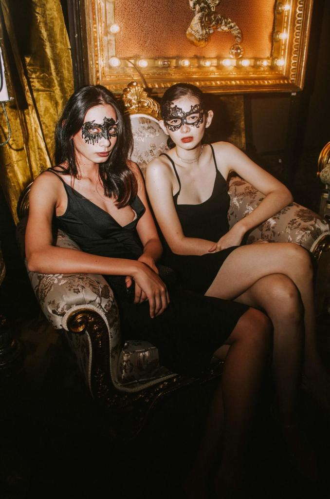 PMAP Halloween Soiree: Behind The Mask
