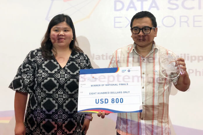 ASEAN Data Science Explorers Philippines National Finals 2019