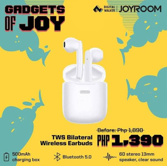 Digital Walker Joyroom JR-T04S TWS