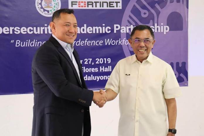 Don Bosco Technical College partners with Fortinet