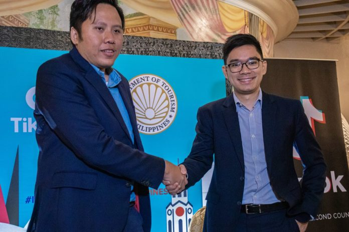 TikTok partners with DOT to bring more fun in the Philippines