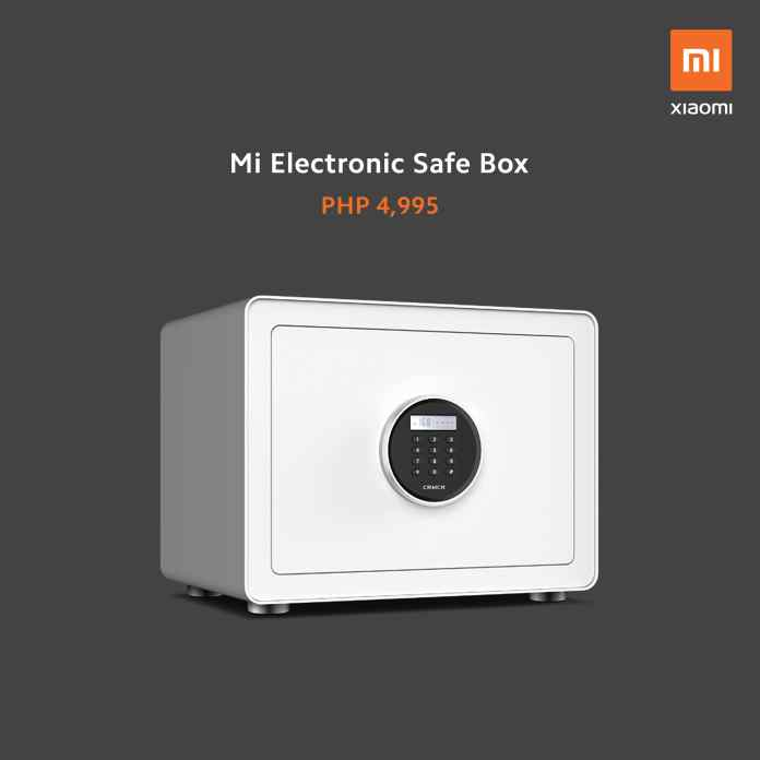 Mi Electronic Safe Box