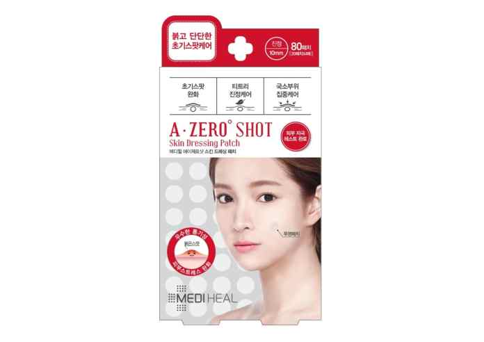 Mediheal A-Zero Shot Skin Dressing Patch