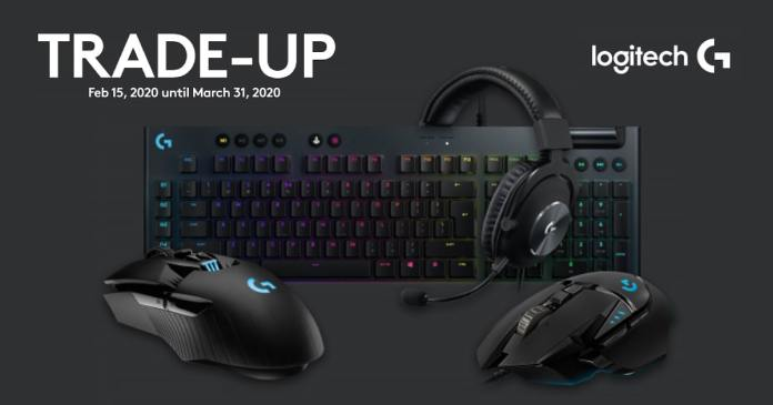 Logitech Trading-Up