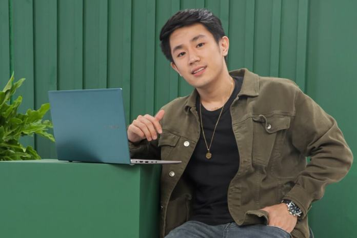 ASUS PH Unveils the all new VivoBook S14 and S15 - Benedict Cua