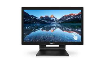 Philips 222B9T LCD monitor with SmoothTouch