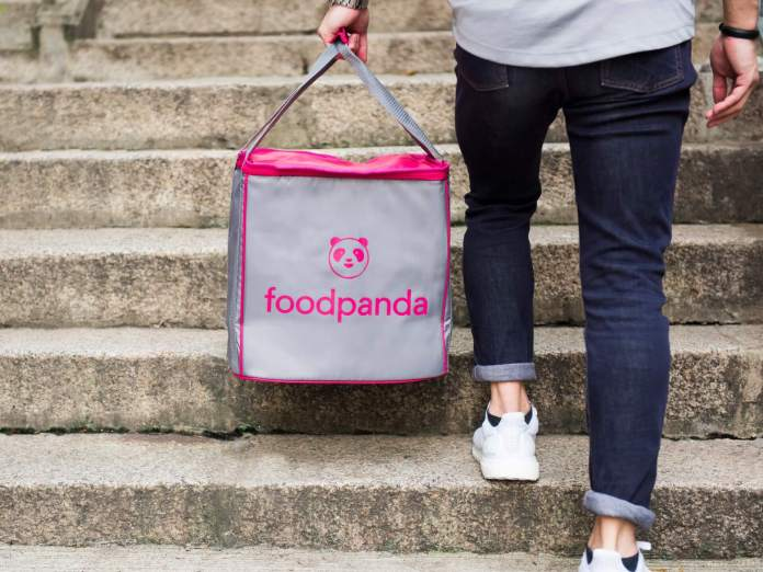 on-demand delivery app foodpanda features Filipino restaurants that you love