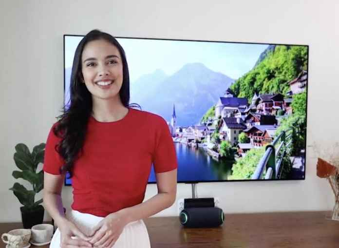 Megan Young for LG OLED Gaming Experience