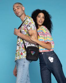 Spring 2021 GUESS x FriendsWithYou Capsule