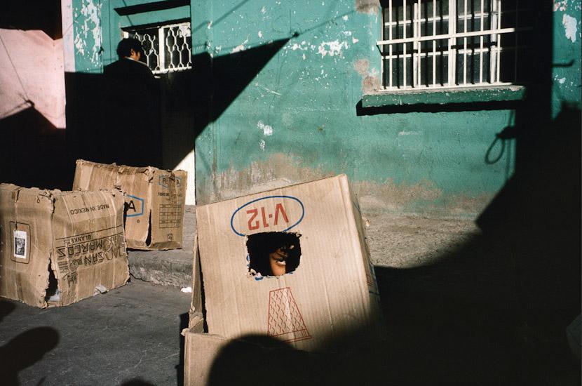 Alex Webb, Leon, 1987