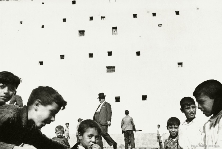 Henri Cartier-Bresson, Madrid, 1933