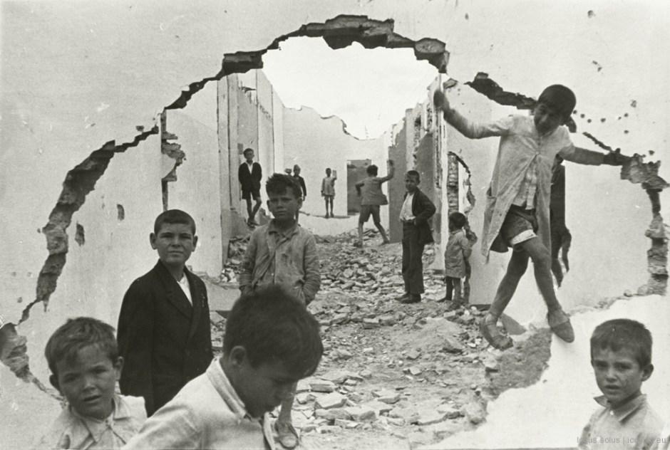 Henri Cartier-Bresson, Siviglia, 1933