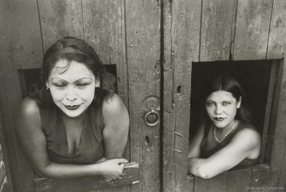 Henri Cartier-Bresson, Città del Messico, 1934