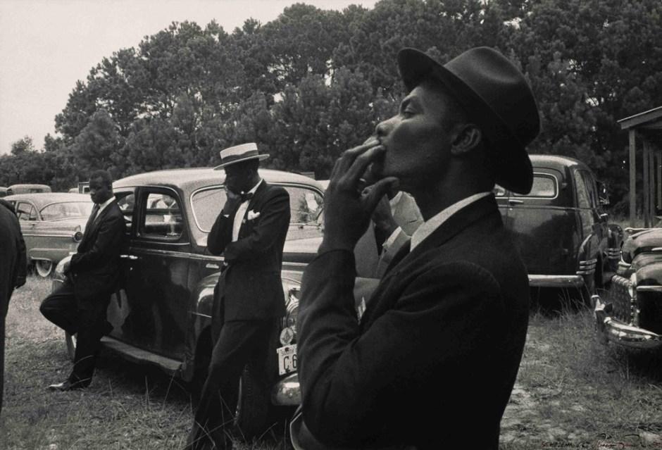 Robert Frank, Funerale, 1955