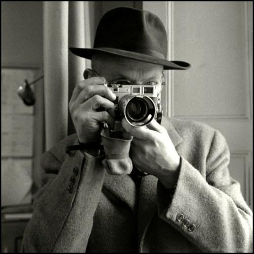 Dmitri Kessel, Henri Cartier-Bresson | © Life