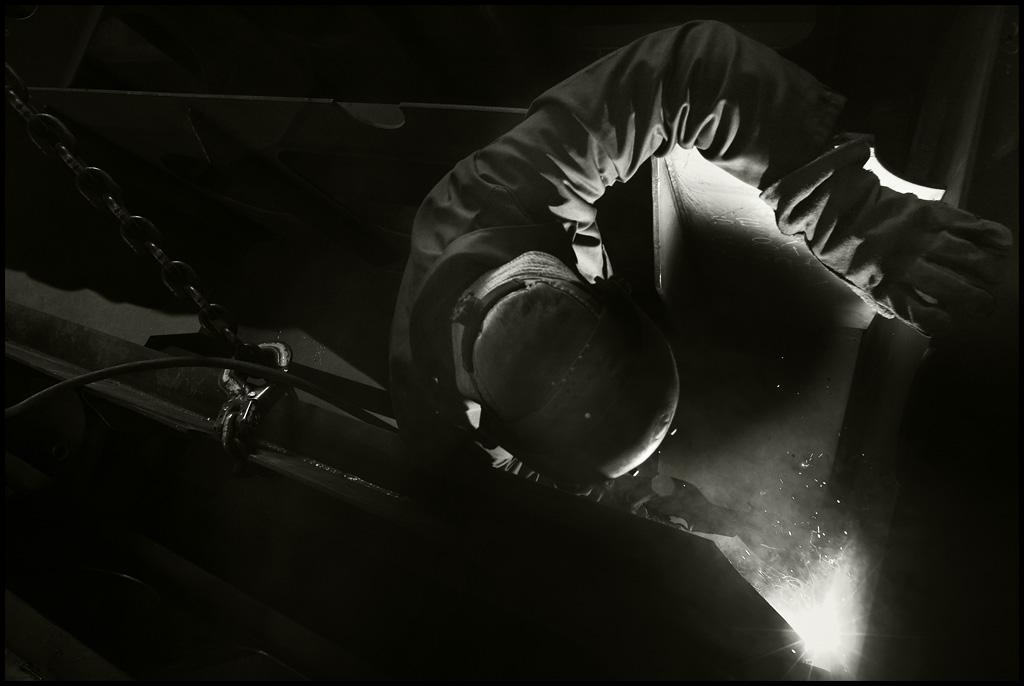 Maurizio Nicosia, Nel ventre della balena, 2005-06