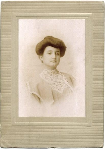 Bianca Alonzo, 1904