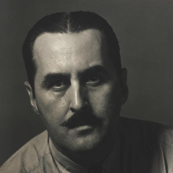 Paul Outerbridge, autoritratto. 1938