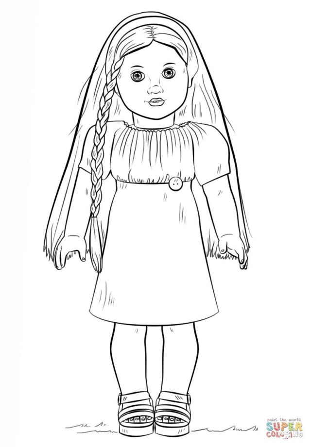 Gymnastics american girl coloring pages – iconmaker.info