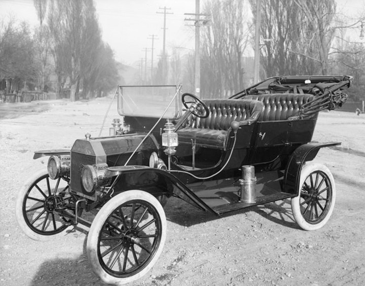 Model T Touring (1911)