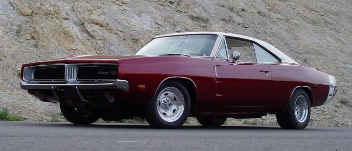 Muscle Cars y Pony Cars: Dodge Charger R/T 572 (1969)