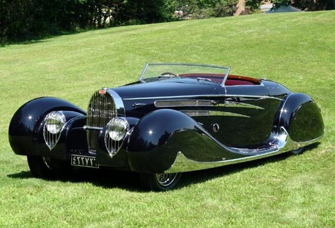 Bugatti T57 Vanvooren