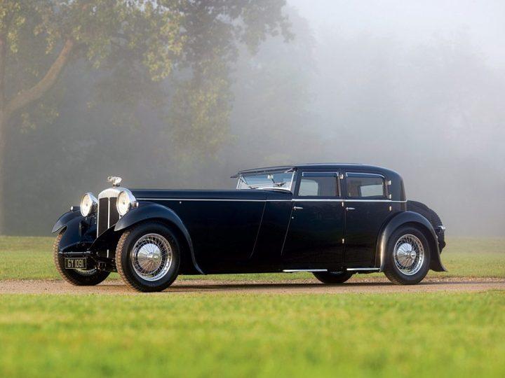 Daimler Double Six Martin Walter