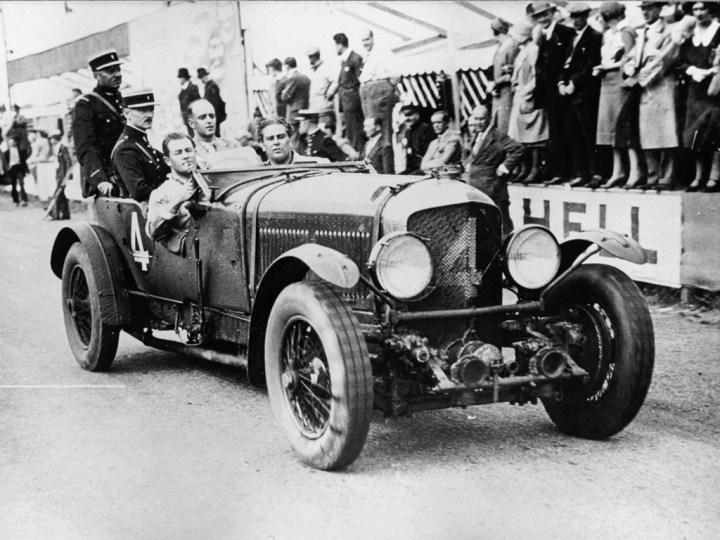 Bentley Speed Six Works Racing (1928)
