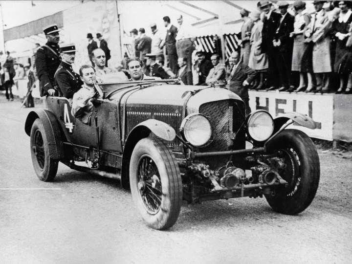 Bentley Speed Six Works Racing (1928)