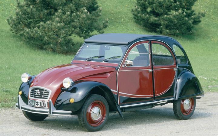 "Citroën 2CV ""Charleston"" (1980's)"
