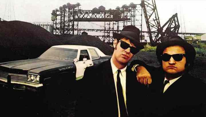 Coches y Películas |The Blues Brothers (1980)